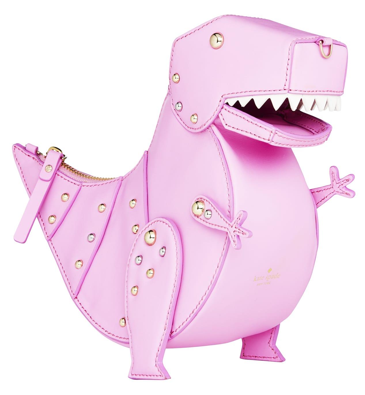 Kate Spade Dinosaur Purse Adds Some Ferocious Fun to Fashion 7c8069458