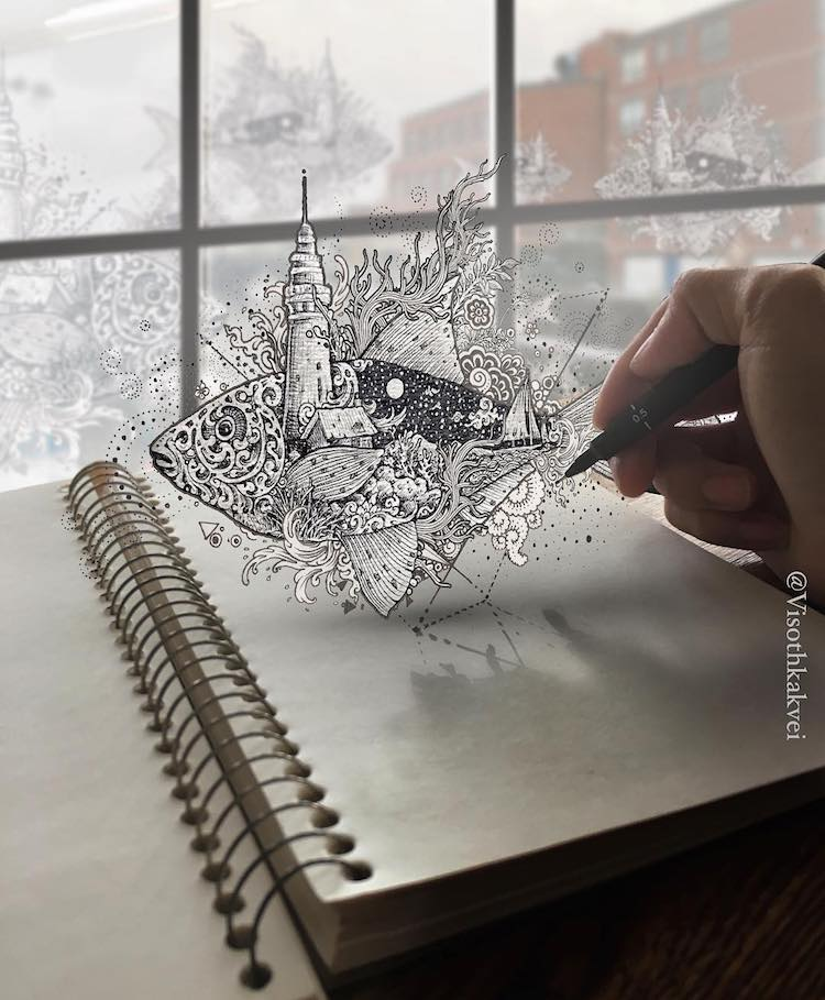 Visothkakvei Detailed Drawings