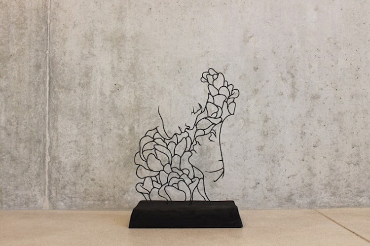 Wire Sculpture Wire Art Wire Figures