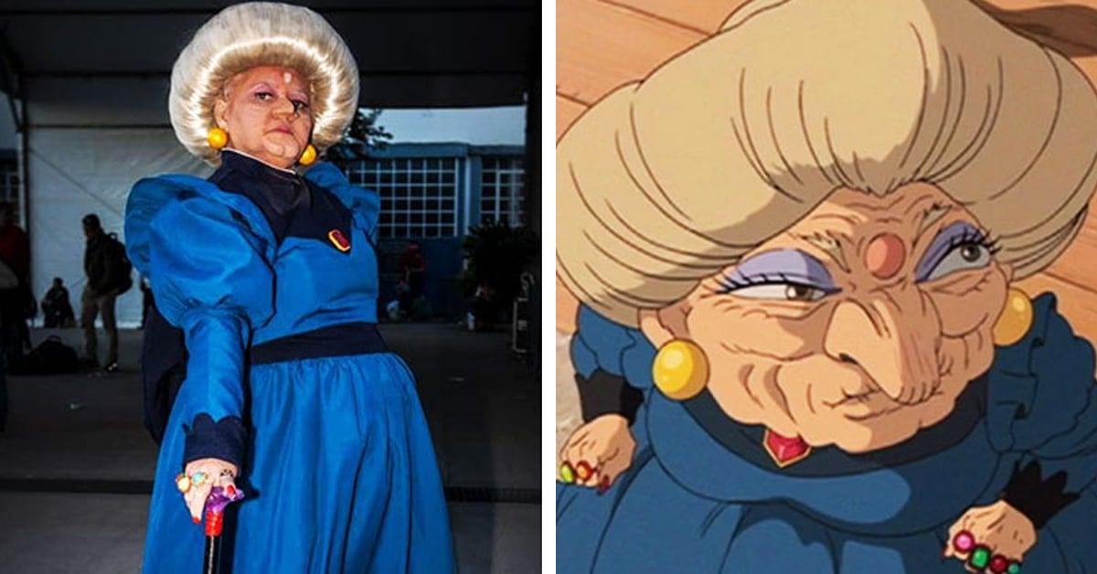 Cartoon Cosplay Loving Mom Makes Spot On Pop Culture Costumes