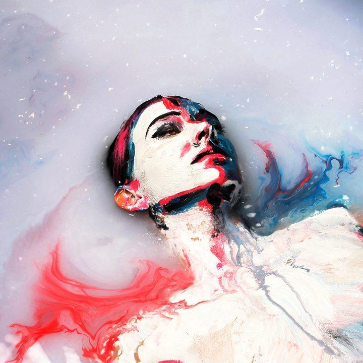 Alexa Meade Body Art