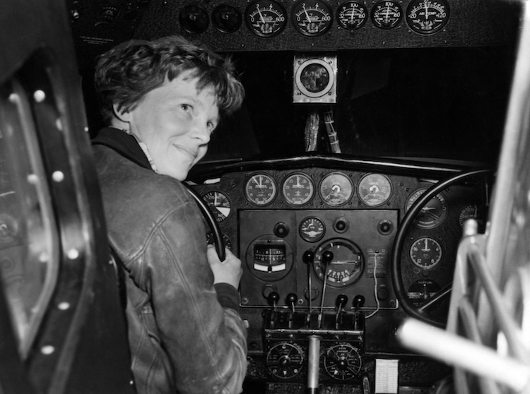 new theory suggests amelia earhart found in japan after
