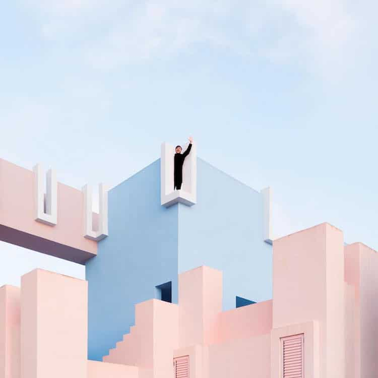 Playful Architecture Photography Buildings Around the World Anna Devis Daniel Rueda