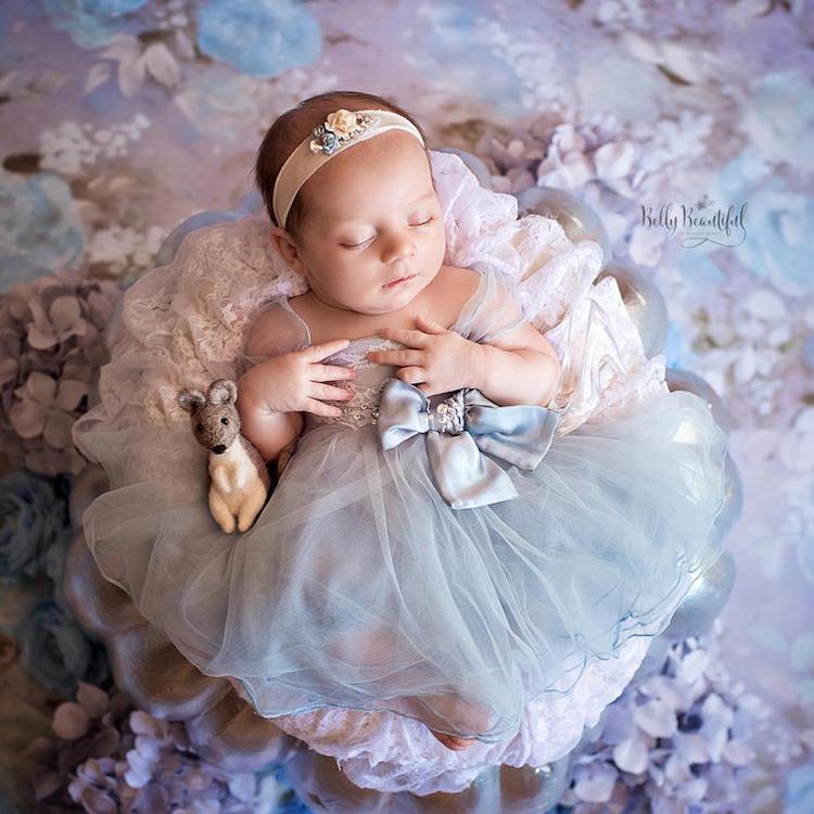 Belly Beautiful Portraits Disney Princess Photo Shoot
