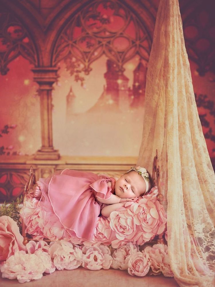 slepping beauty baby infant - photo #33