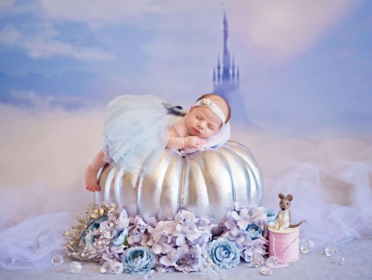 Cinderella Baby Disney Princess Costumes
