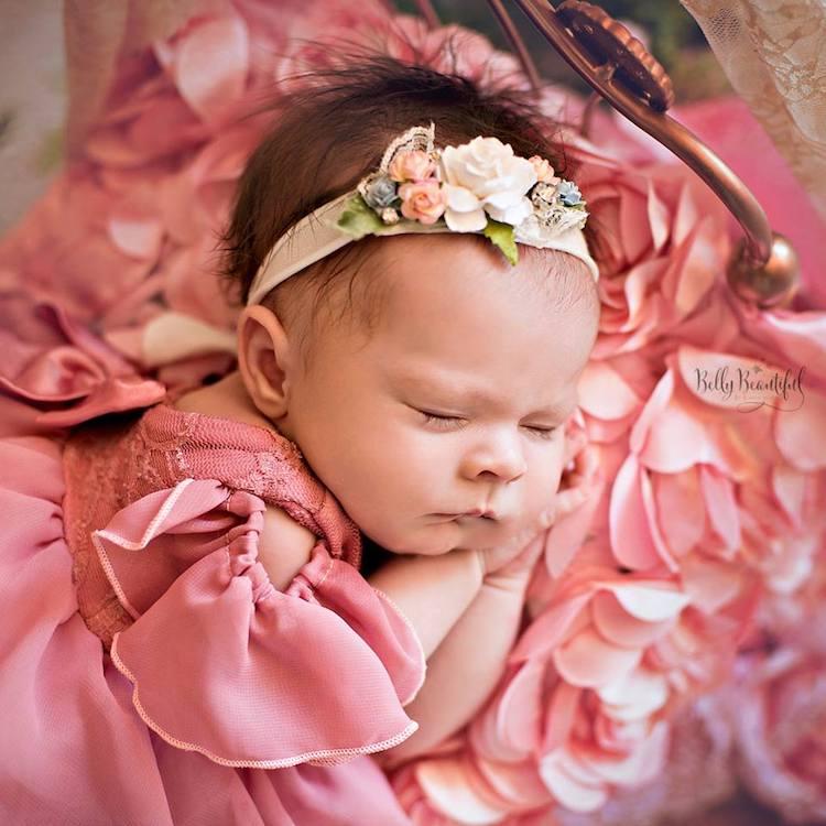 Sleeping Beauty from Disney Princess Photo Shoot
