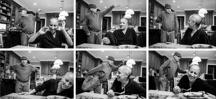 Nancy Borowick Cancer Family Battling Cancer Photos
