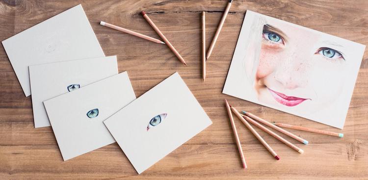 Les meilleurs crayons de couleur professionnels