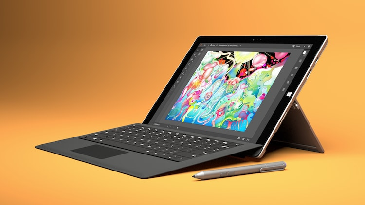 Best Drawing Tablets - Microsoft Surface 4