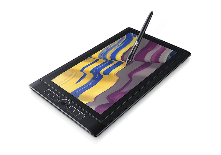 Best Drawing Tablets - Cintiq Mobile Studio Pro