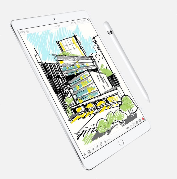 iPad Pro best tablets for artists