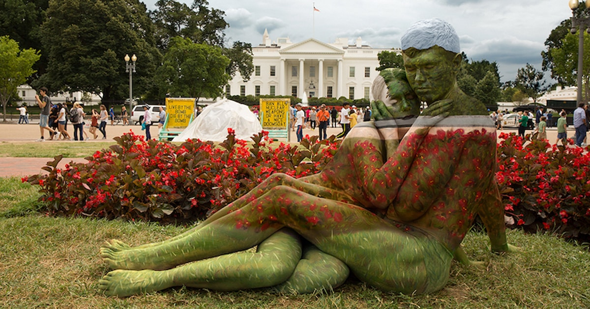 Body Painting From 10 Artists Who Use Body Art For Cutting Edge Artwork