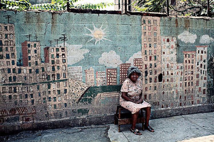 Camilo José Vergara documentary photographer