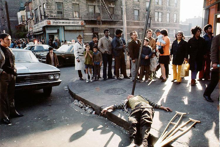 Camilo José Vergara new york street photography