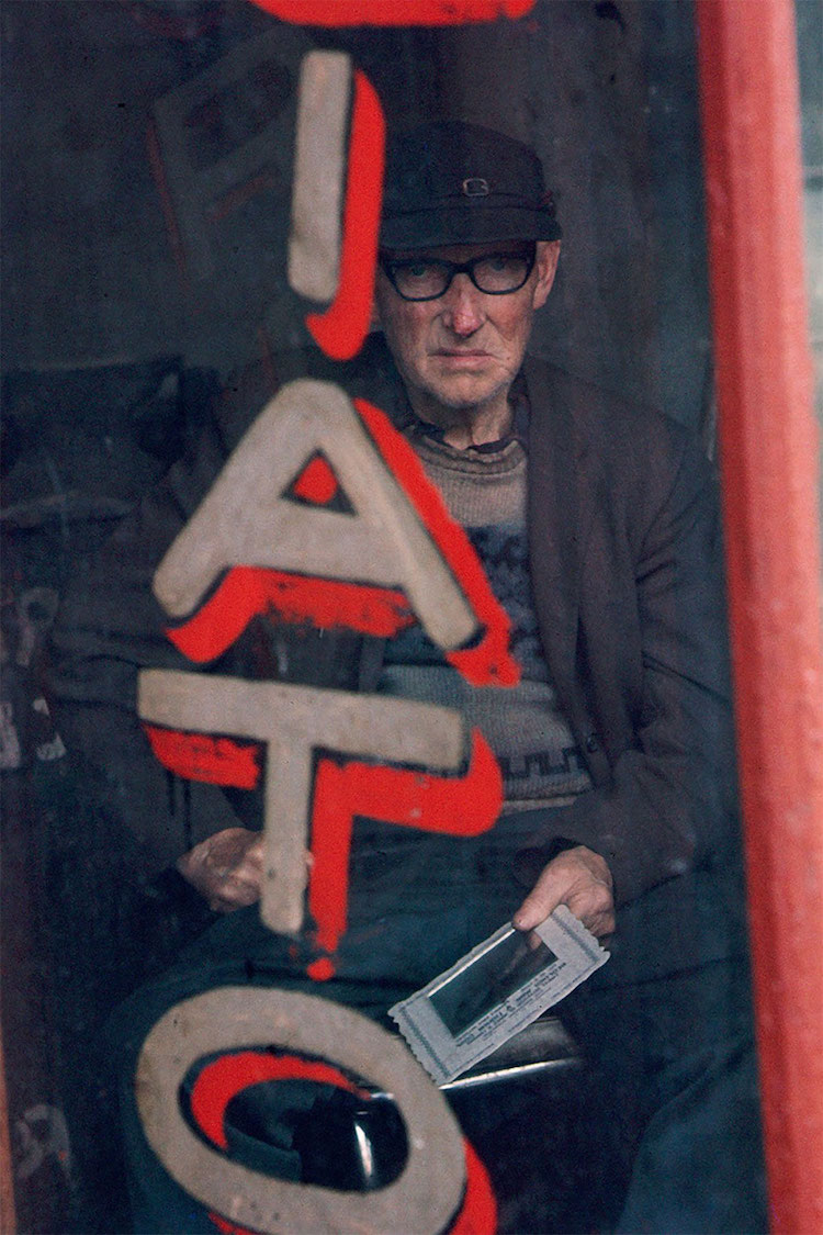 Camilo José Vergara new york in the 1970s