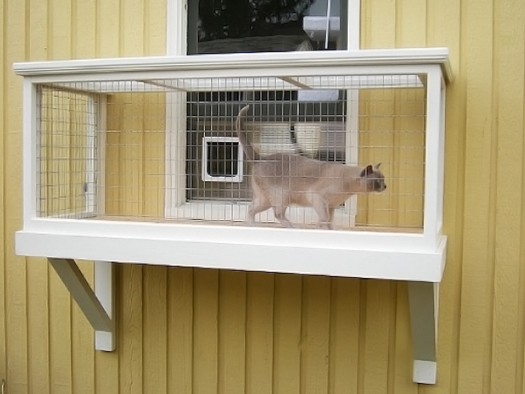 How to Make a Catio