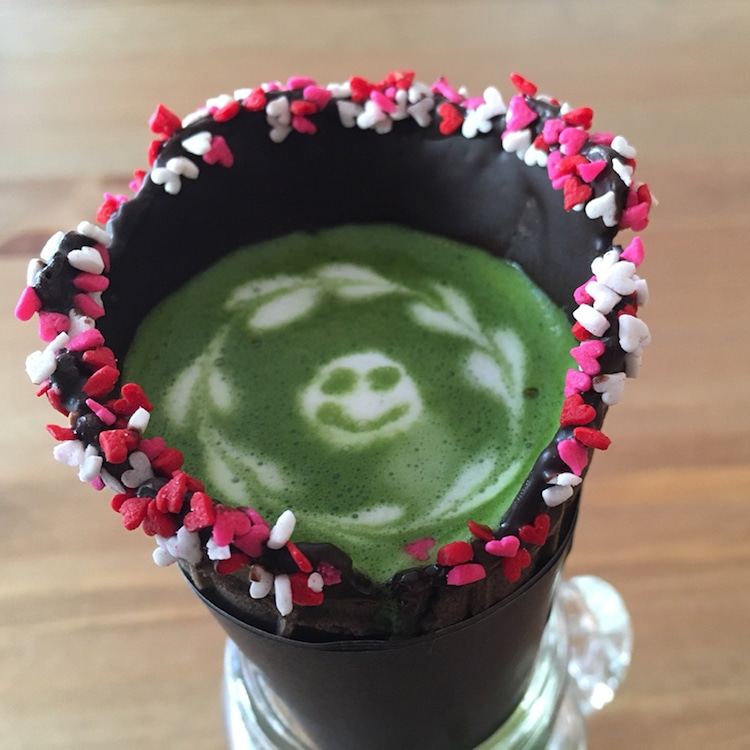 Coffee Cone Cafe Tokyo Food Trend