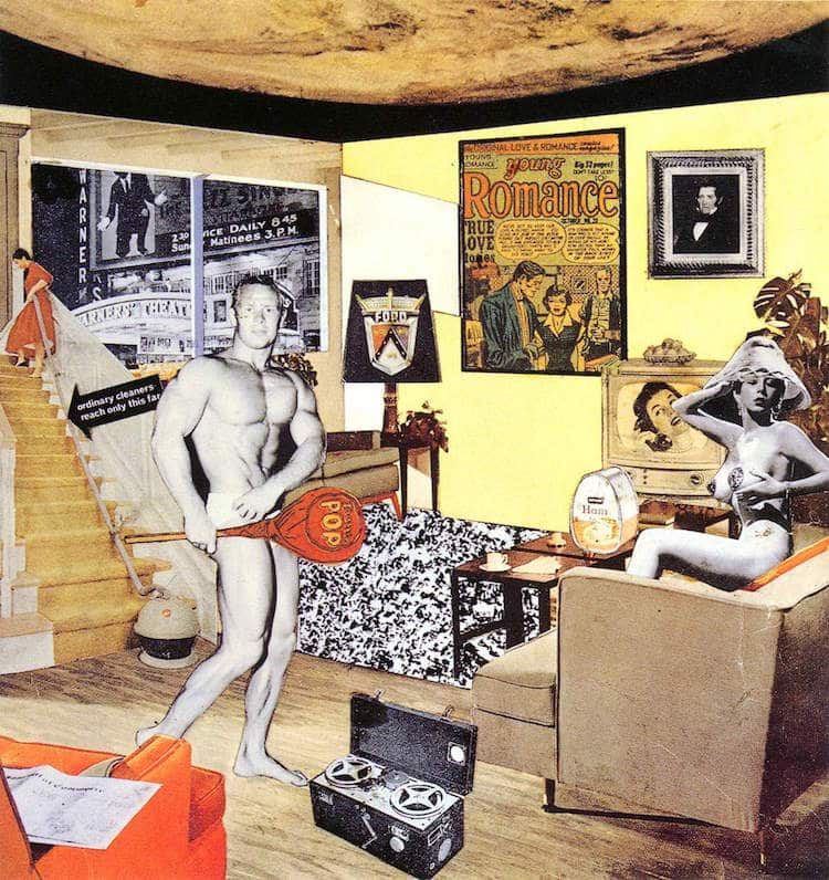 Collage Art Collage History Pop Art Collage