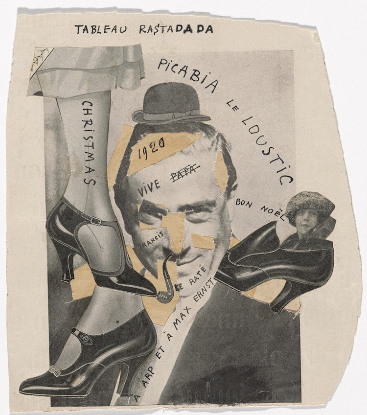 Collage Art Collage History Dada Collage