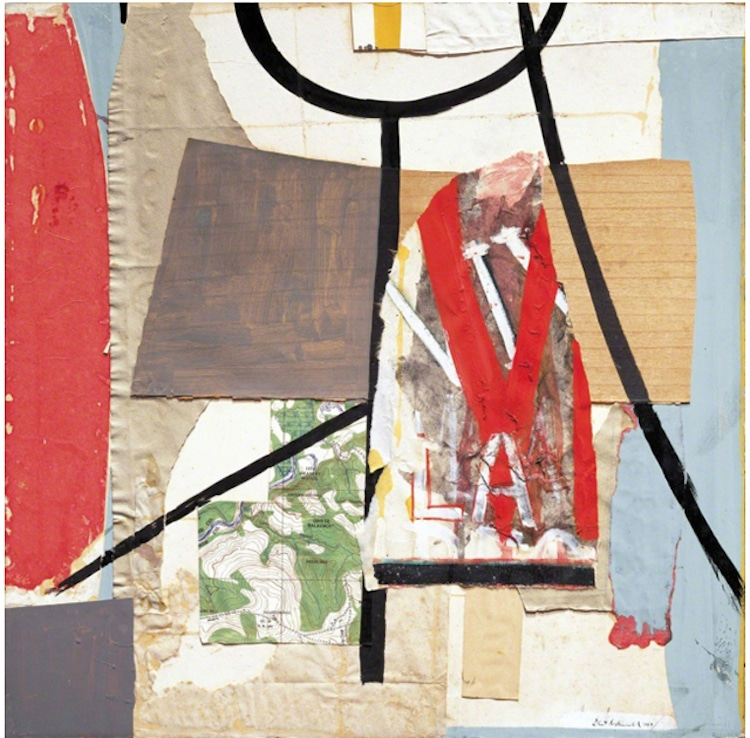 Collage Art Collage History Abstract Expressionism Collage