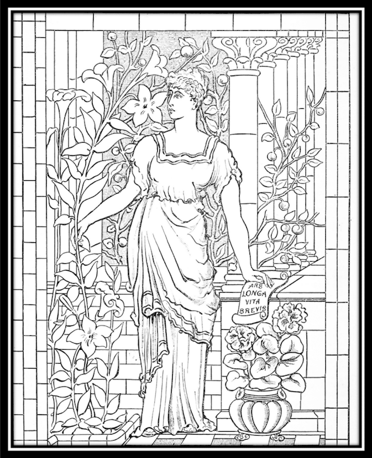 - Free Coloring Pages From 100+ Museums By Color Our Collections