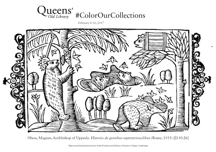 Color Our Collections Free Adult Coloring Books