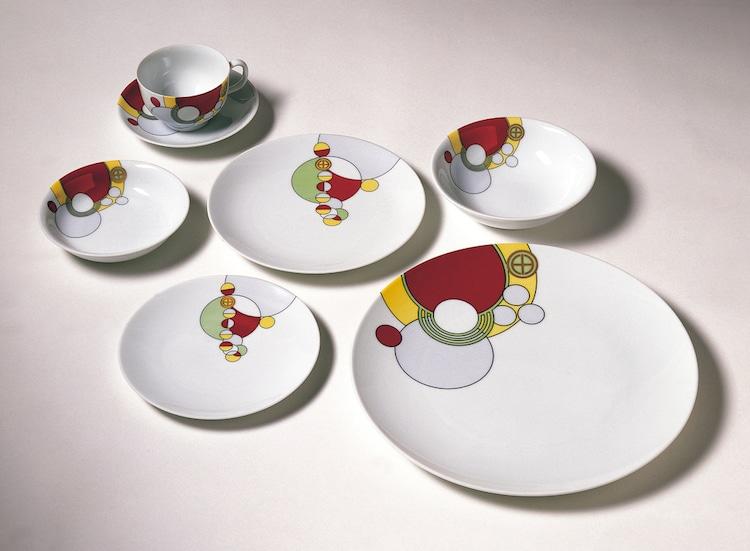 frank lloyd wright tableware cooper hewitt museum