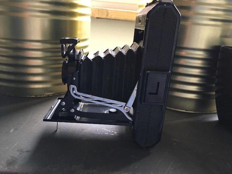 Zeiss Ikon Medium Format Camera