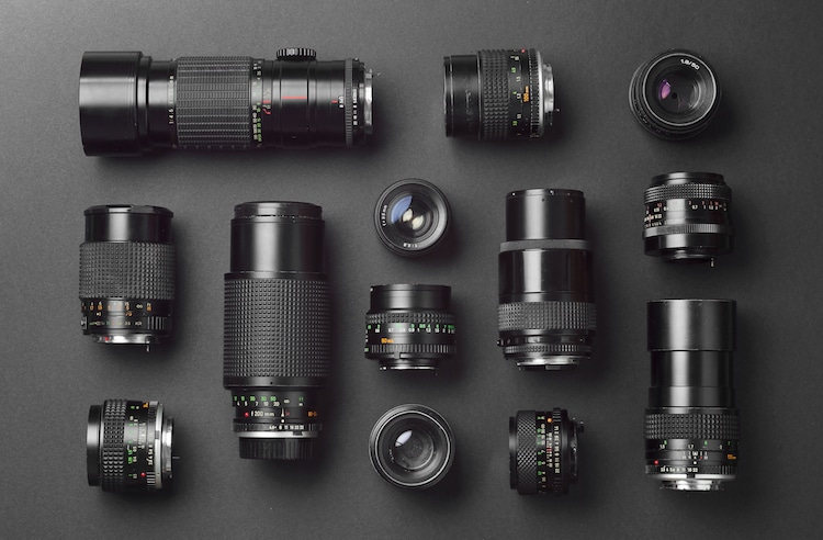 Different Camera Lenses Photography Project Ideas