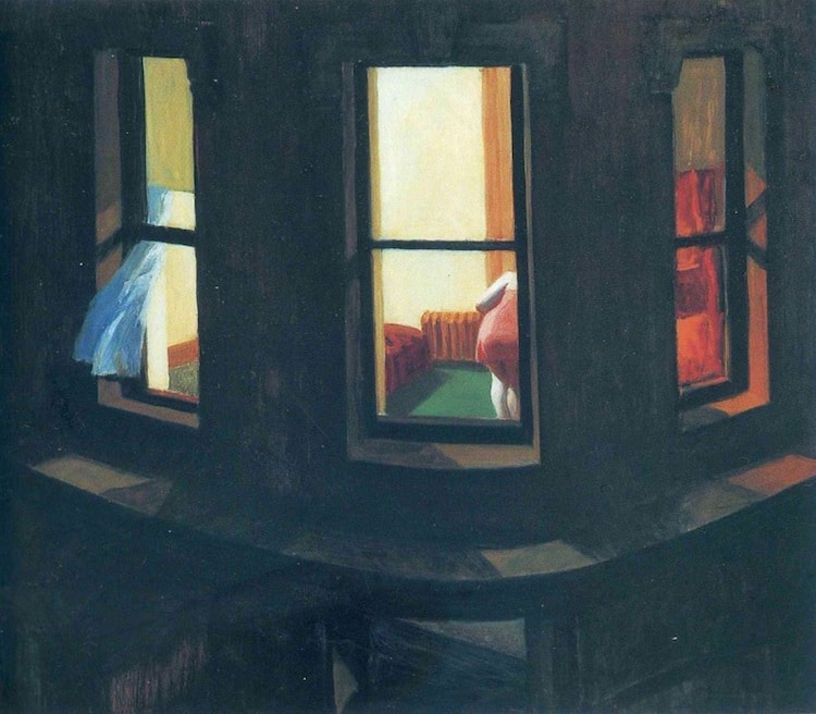 Hotel Room De Hopper