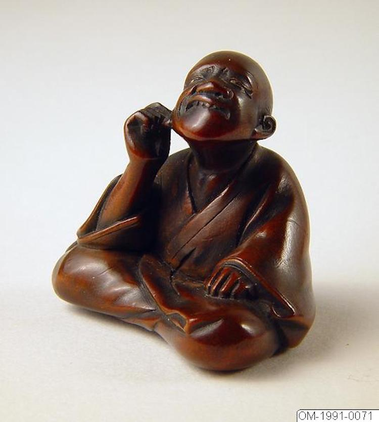 Netsuke europeana archive