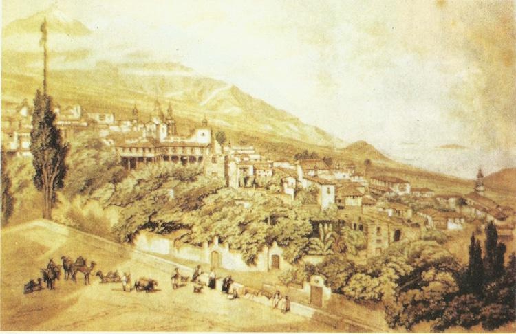 Elizabeth Murray Watercolor Paintings