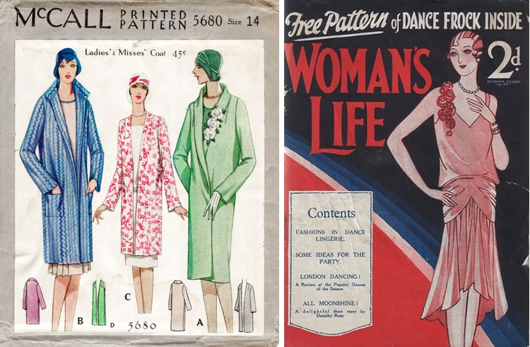 More Than 80 000 Vintage Sewing Patterns On Vintage Patterns Wiki
