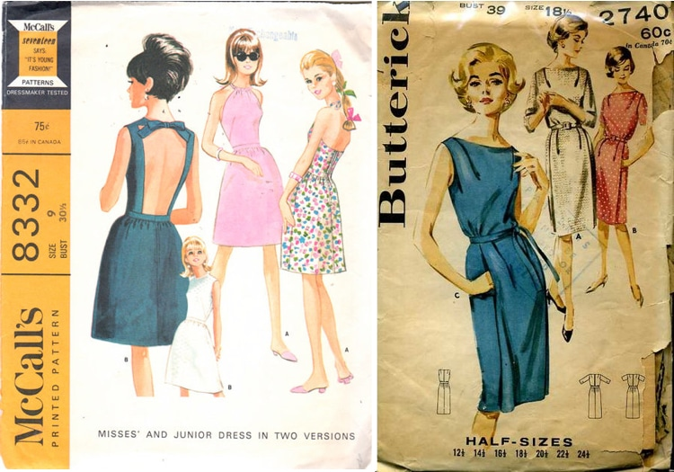 bad45278639 Free Vintage Sewing Patterns