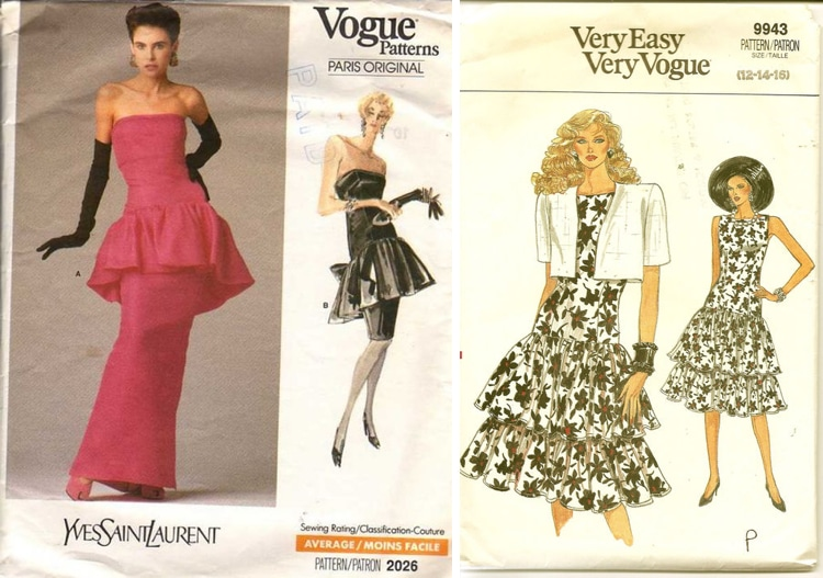 More than 80,000 Vintage Sewing Patterns on Vintage Patterns