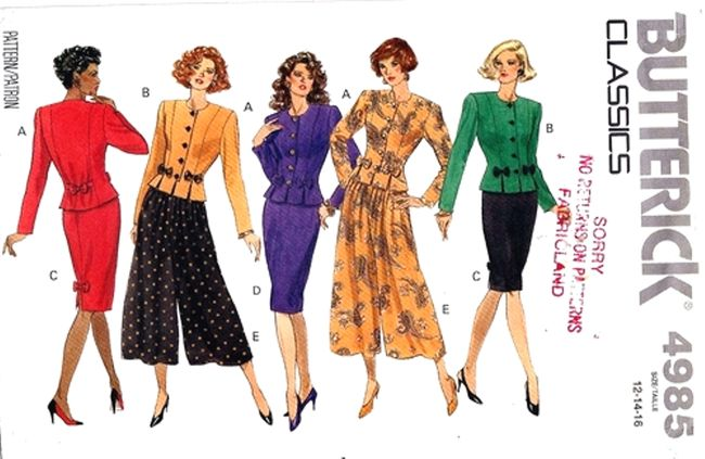 83 Vintage Sewing Patterns are Now Available for You to See