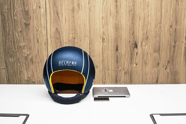 Helmfon by Hochu Rayu isolation helmet