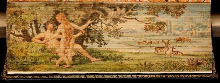 Fore-Edge Painting Books