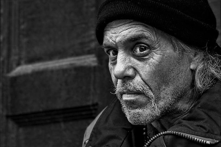 Leroy Skalstad black and white photography