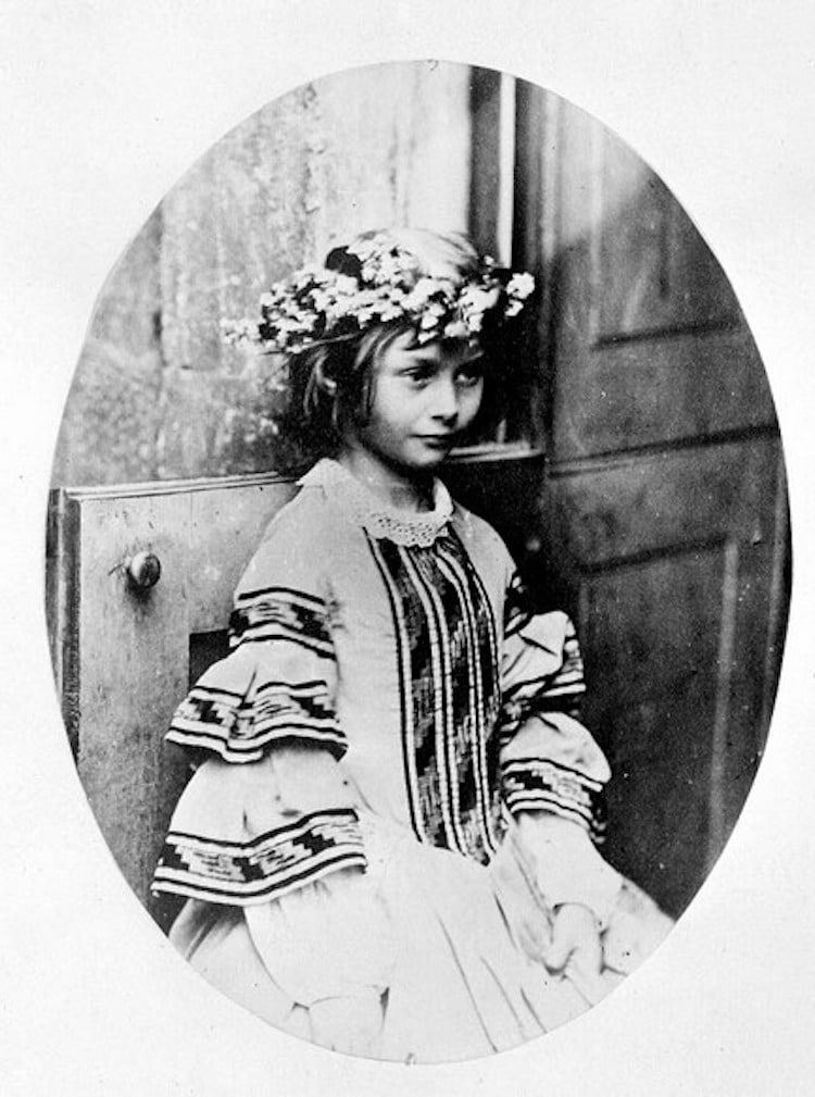 Lewis Carroll Alice Liddell Photos