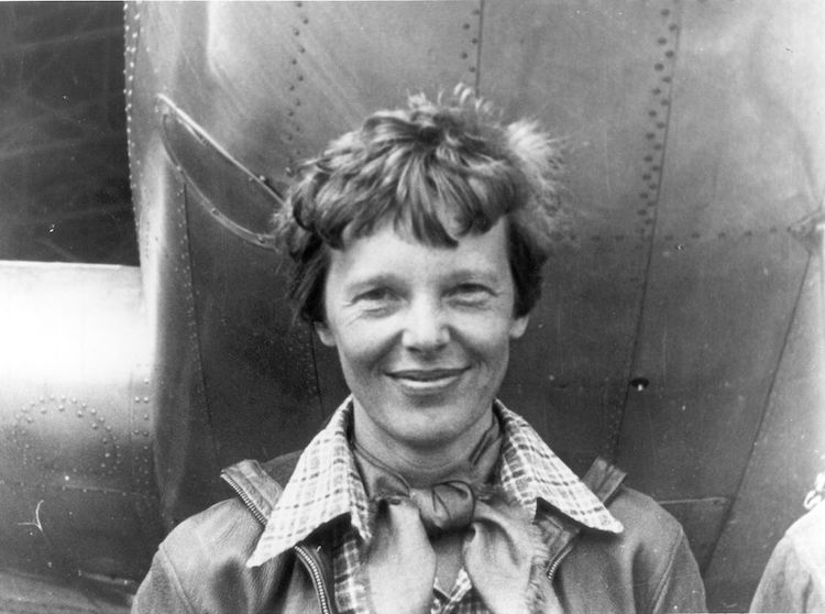 New Evidence Amelia Earhart Found