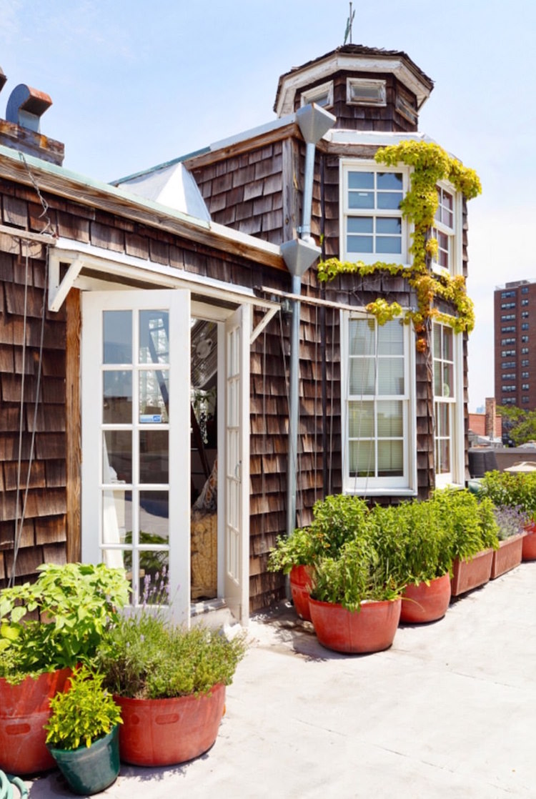 Urban Cottage in New York City