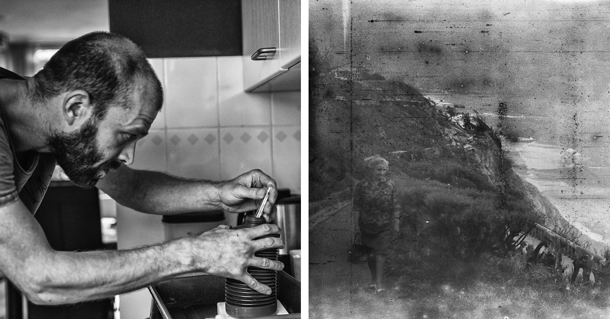 Guy Buys 1929 Camera From Thrift Store with Undeveloped Film