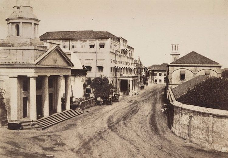 Oldest Photo of Bombay