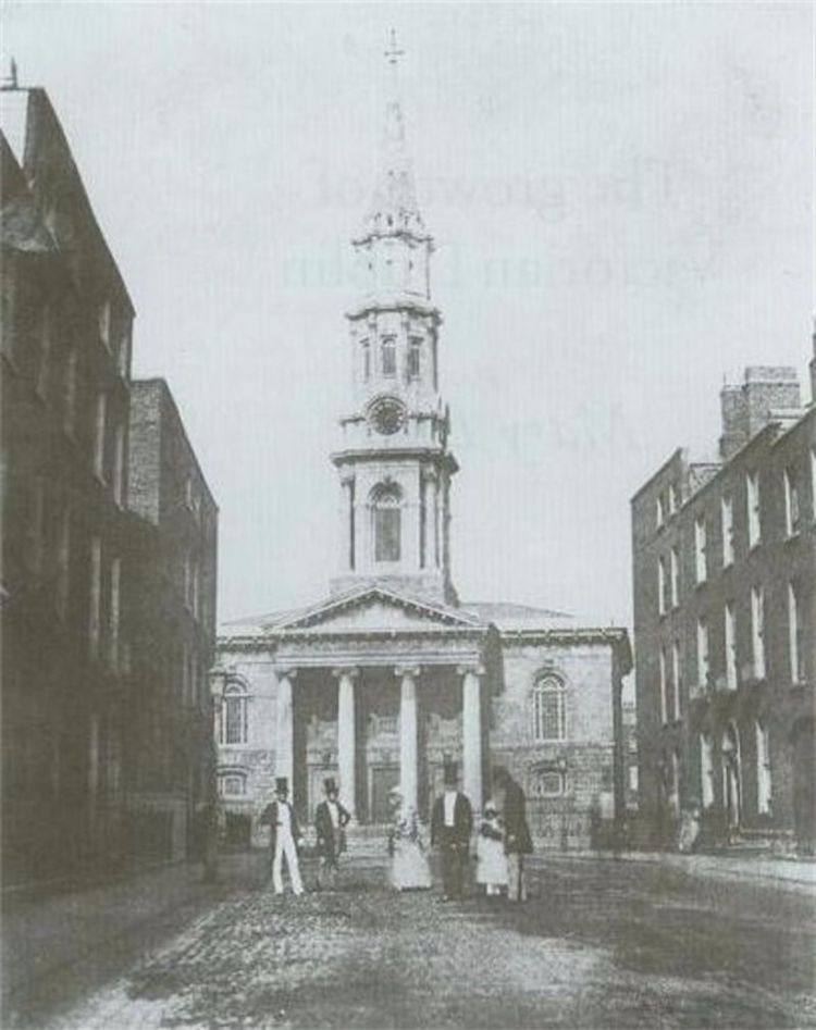 Oldest Photo of Dublin