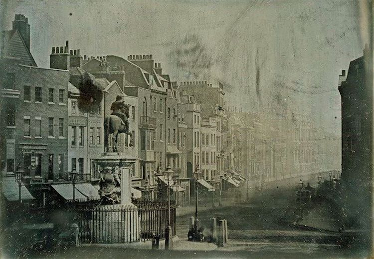 Oldest Photo of London