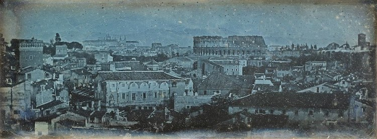Oldest Photo of Rome