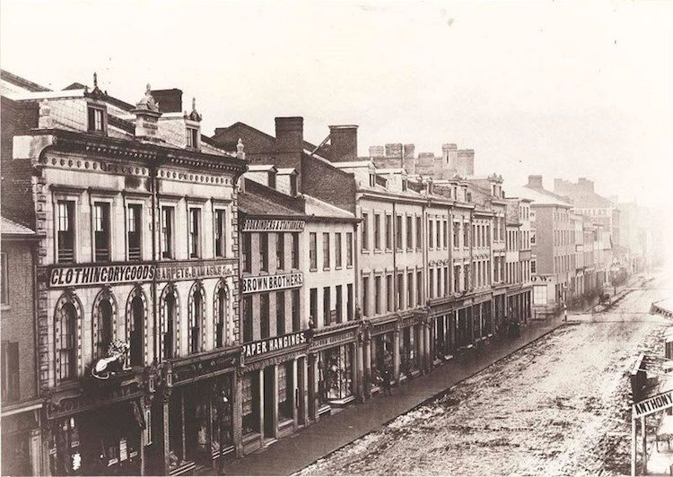 Oldest Photo of Toronto