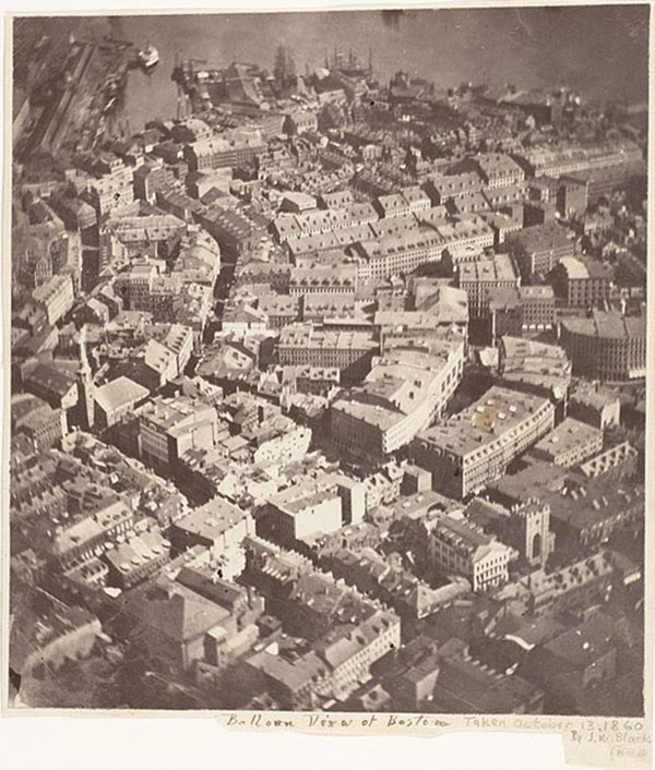 Oldest Photo of Boston